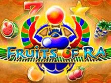 Fruits Of Ra – игровой автомат от Playson