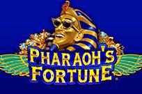 В казино Вулкан Платинум игровой автомат Pharaoh's Fortune