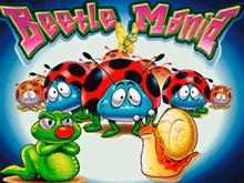Игровой автомат Beetle Mania в казино Вулкан Платинум с демо