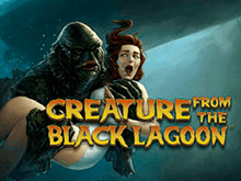 Игровой автомат Creature From The Back Lagoon