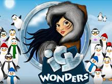 Играйте в игровой автомат Icy Wonders с лучшими бонусами на Вулкан