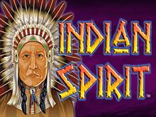 Индейский Дух: автомат Вулкане Удачи