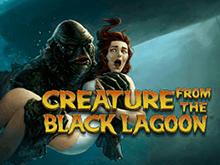 Игровой автомат Creature From The Back Lagoon